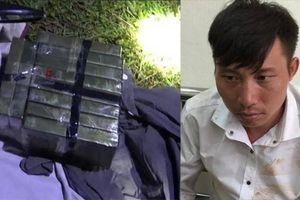 Cao Bằng: Bắt giữ đối tượng vận chuyển 10 bánh heroin lúc nửa đêm