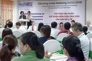 Cải thiện điều kiện làm việc trong ngành y tế