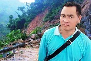 Trưởng công an xã Nhi Sơn hy sinh khi giúp dân chống lũ được công nhận liệt sĩ