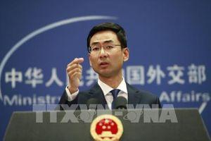 Trung Quốc xác nhận việc bắt giữ nhân viên Lãnh sự quán Anh tại Hong Kong