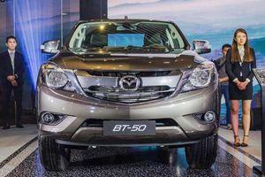 Xếp hạng doanh số xe bán tải: Mazda BT-50 bất ngờ lên Top đầu