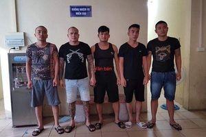 Khởi tố, bắt tạm giam trùm đòi nợ thuê Quang Rambo cùng 4 'đàn em'