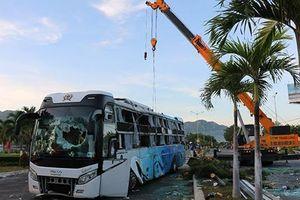 Danh tính nạn nhân vụ tai nạn xe khách ở Khánh Hòa