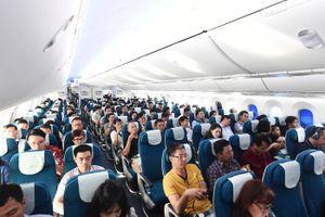 Bên trong 'siêu máy bay' Boeing 787-10 của Vietnam Airlines có gì?