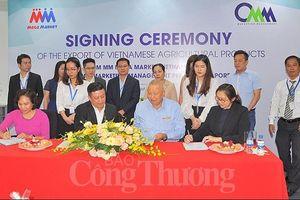 MM Mega Market Việt Nam: Đưa nông sản Việt sang Singapore