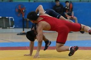 Kỳ SEA Games nhiều sức ép của vật Việt Nam
