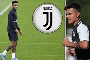 Juventus sẵn sàng đổi Paulo Dybala lấy Neymar từ PSG