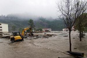 Trung Quốc: Mưa lũ nghiêm trọng ở tỉnh Tứ Xuyên, hơn 30 người chết và mất tích