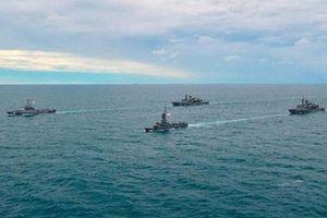 Việt Nam xác nhận tham gia tập trận ASEAN - Mỹ