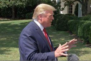 Ông Trump: 'Tôi là người được chọn đấu với Trung Quốc'