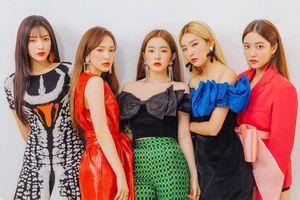 Red Velvet chuyên bị stylist cho mặc đồ rẻ tiền giá vài trăm nghìn