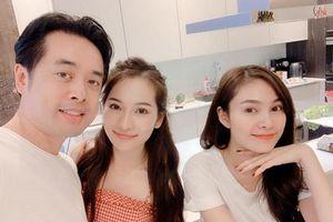 Chị vợ kém 11 tuổi bối rối khi gọi Dương Khắc Linh là em