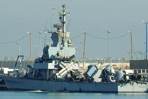 Tàu chiến Israel nâng cấp soán ngôi Molniya 1241.8