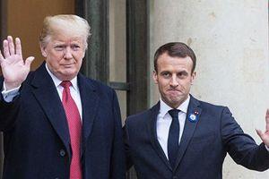 Tổng thống Mỹ, Pháp đồng ý mời Nga tham dự G7