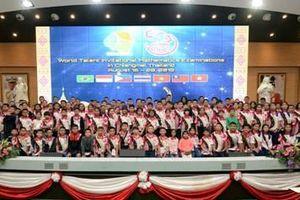 Học sinh Hà Nội thắng lớn trong cuộc thi tài năng Toán học quốc tế World time 2019