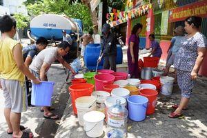 Thiếu nước sinh hoạt trầm trọng tại Đà Nẵng: Bế tắc nguồn cung nước thô