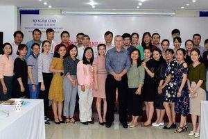Khai giảng lớp Tiếng Anh chuyên ngành cho cán bộ ngoại vụ khu vực phía Nam