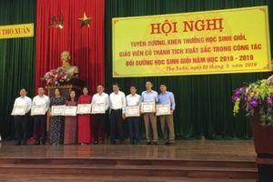 Thọ Xuân (Thanh Hóa): Chú trọng nâng cao chất lượng giáo dục toàn diện