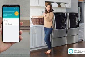 LG sắp ra mắt thiết bị gia dụng ThinQ tích hợp Amazon Dash Replenished