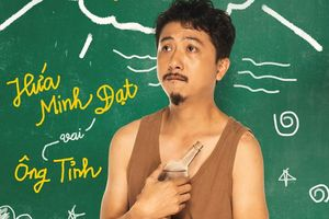 Hứa Minh Đạt vào vai người cha nát rượu trong phim mới