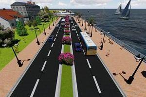 Quảng Ninh làm đường bao biển hơn 1.300 tỷ nối TP Hạ Long với TP Cẩm Phả