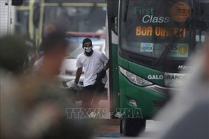 Cảnh sát Brazil truy tìm các đối tượng liên quan vụ bắt cóc xe buýt