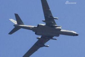 Cực kỳ nguy hiểm phiên bản mới nhất máy bay ném bom H-6 Trung Quốc