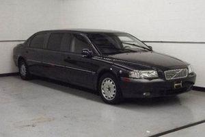 Chi tiết Volvo S80 Limousine 'hàng hiếm' chỉ 90 triệu đồng