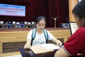 Ngày đầu tiên nhập học của thủ khoa Trường Đại học Y Hà Nội