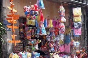 Thị trường đồ chơi trẻ em: Khi đồ nội dần lấy lại ưu thế