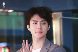 Bình luận 'trêu ghẹo' bản cover 'Love Shot' của biên đạo múa, Sehun (EXO) nhận cái kết thú vị không ngờ