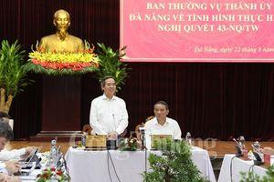 Phát triển TP. Đà Nẵng: Nhanh, bền vững, không chạy theo thành tích