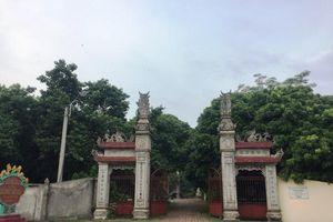 Vĩnh Phúc: Đền Đậu thờ nữ tướng Quốc Mẫu Lăng Thị Tiêu
