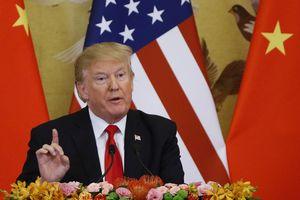 'Định mệnh' của ông Trump là đương đầu với Trung Quốc?