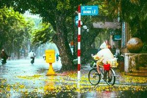 Dự báo thời tiết ngày 23/8: Mưa dông bao trùm Bắc Bộ, Bắc Trung Bộ