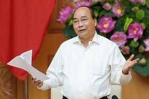 Thủ tướng chủ trì họp Tiểu ban Kinh tế xã hội phục vụ Đại hội XIII