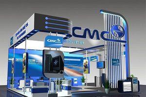 CMG phát hành 25 triệu cổ phiếu cho Samsung SDS Asia Pacific, giá 34.000 đồng/CP