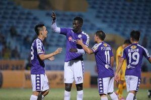 Đánh bại Altyn Asyr FK, Hà Nội FC giúp Việt Nam vượt mặt Malaysia trên BXH châu Á