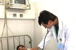Cấp cứu kịp thời bệnh nhân Singapore bị nhồi máu cơ tim cấp, đe dọa tính mạng