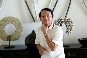 Nhà thơ Trần Quang Đạo: Bình thản sống