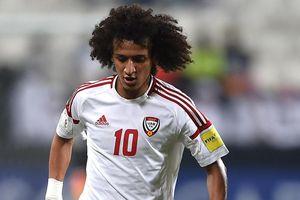 Tuyển UAE gọi cầu thủ hay nhất châu Á chuẩn bị cho trận gặp Malaysia