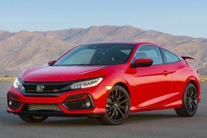 Honda Civic Si 2020 tăng tốc nhanh hơn, tăng giá