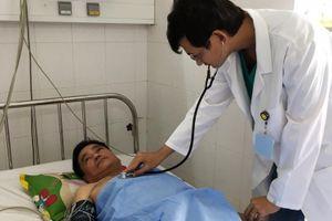 Cứu sống người đàn ông Singapore bị nhồi máu cơ tim cấp