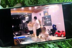 Chồng bạo hành vợ ở Bắc Kạn: 'Láo chồng mới đánh cho?'