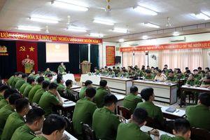 Nâng cao năng lực cho đội ngũ Cảnh sát khu vực