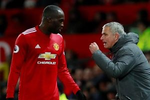 Lukaku từng 'đụng đầu' với Mourinho khi còn ở Manchester United
