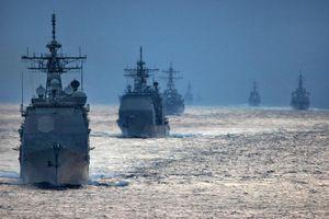 Tường tận biên đội khu trục hạm Mỹ tập trận cùng ASEAN và Việt Nam