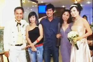 Điều chưa từng kể trong đám cưới Thu Trang - Tiến Luật 8 năm trước