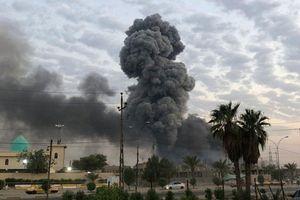 Quan chức Mỹ xác nhận Israel đánh bom Iraq