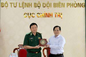 Tăng cường thông tin, tuyên truyền về nhiệm vụ quản lý, bảo vệ biên giới